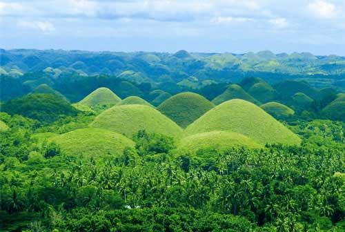 菲律賓宿霧-巧克力山