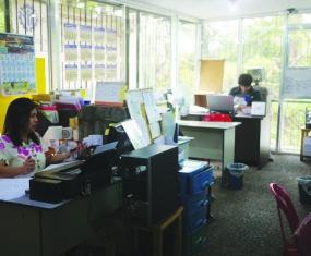 head quater office