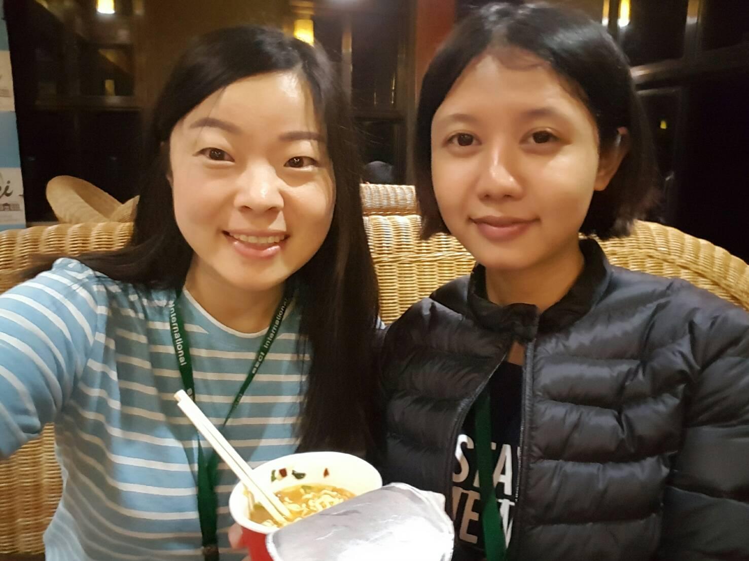 By Flora/菲律賓-碧瑤Beci遊學心得,全程英文面試流利對話
