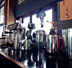 Pine 語言學校 咖啡廳