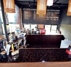PINE 語言學校咖啡bar