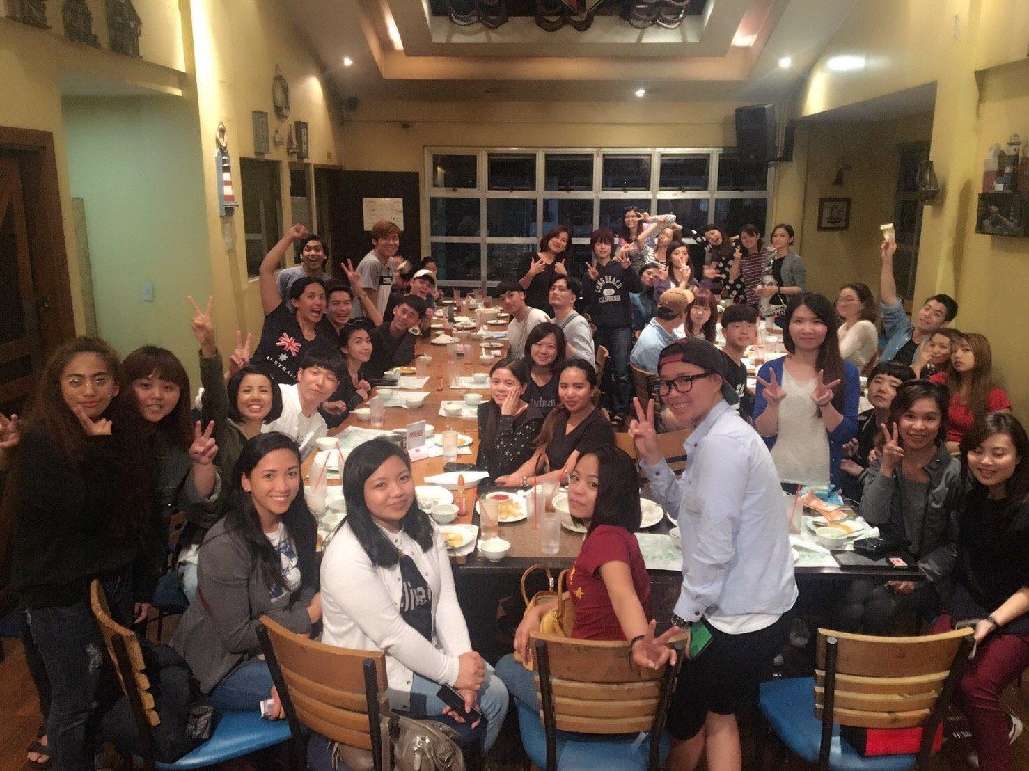 三個月菲律賓密集學習與英國一個月文化學習之旅