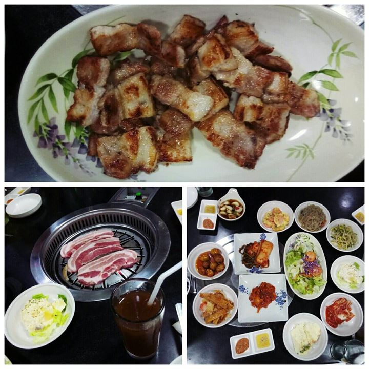 Korean foods near EDT