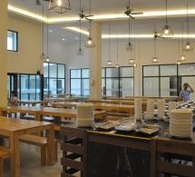 I.breeze Dining area