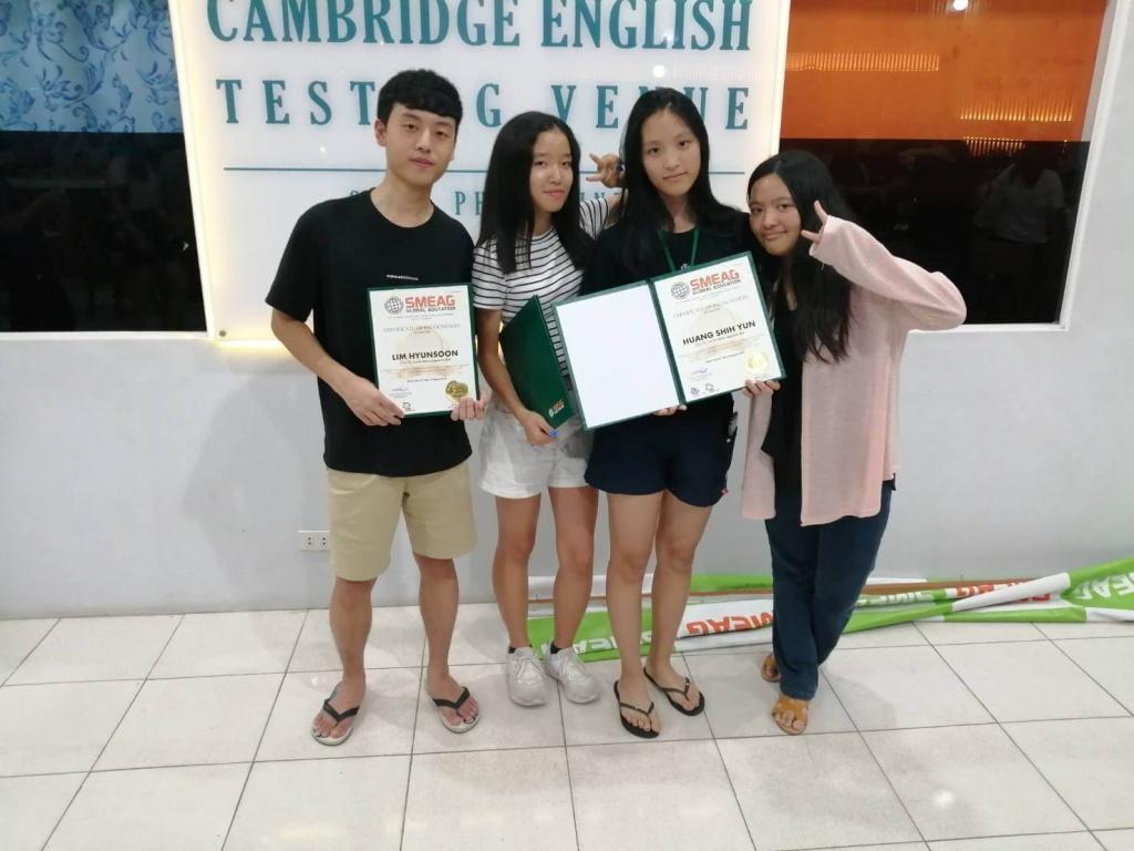 在宿霧SMEAG斯巴達校區上ESL課程有趣的學習經驗 by Yun